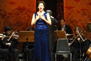 Konzertdirektion Schlote: Galakonzert Operette; Monika Medek, Sopran; Christian Pollak, Dirigent; Orchester des Operettentheaters Salzburg