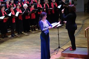 Mariae Wiegenlied, Panis angelicus, Transeamus usque Bethlehem und Weihnachtslieder