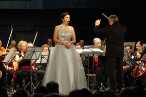 Operngala in Bruck an der Leitha mit der Camerata Carnuntum unter der Leitung von Leo Wittner